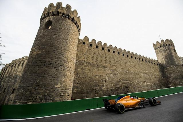 "Fernando Alonso hopes McLaren's Formula 1 rivals ""don't deliver"" what they expect in the next round of major updates for this weekend's Spanish Grand Prix"