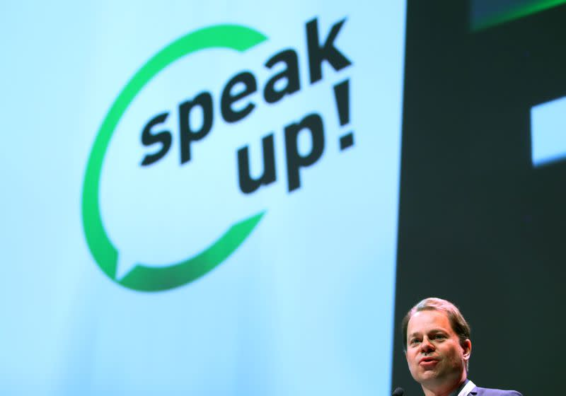 FILE PHOTO: Director general of the WADA attends the WADA Symposium in Ecublens