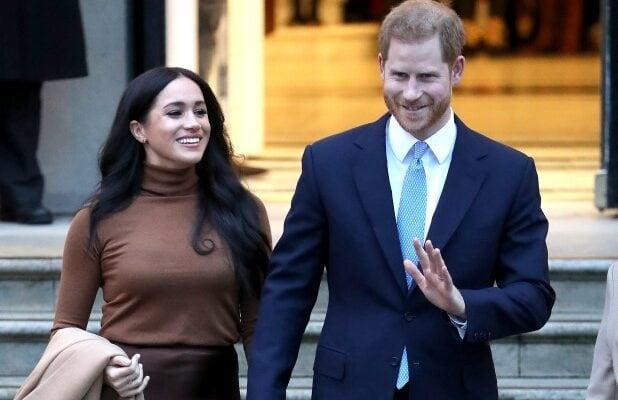 Prince Harry and Meghan Markle to 'Step Back' From Royal Duties, Split Time in North America