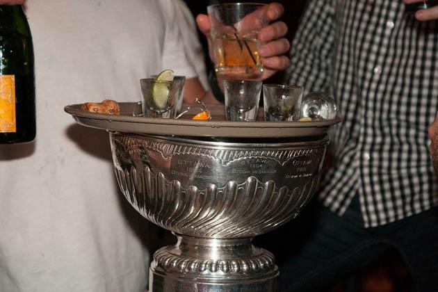 Stanley Cup shot tray; Gerbe, Gilbert bought out; Bruins rethinking Jagr? (Puck Headlines)