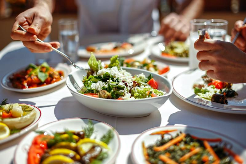 Food can tell us a lot about travel: Getty Images/iStockphoto