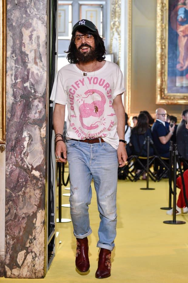 a96f8801c9b Alessandro Michele Breaks His Silence About Gucci's Blackface Scandal
