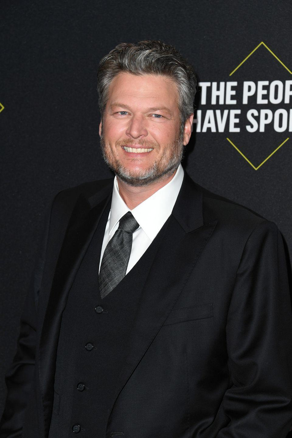 """<p>Country music fans certainly know how to pick a winner. Long before he filled one of the coach chairs on <em>The Voice</em>, Blake Shelton dropped the song """"Austin"""" in 2001. It topped the Billboard country chart and immediately made him one of the top dogs in the genre.</p><p><a class=""""link rapid-noclick-resp"""" href=""""https://www.amazon.com/Austin/dp/B00492AOB0/ref=sr_1_1?tag=syn-yahoo-20&ascsubtag=%5Bartid%7C10063.g.30535280%5Bsrc%7Cyahoo-us"""" rel=""""nofollow noopener"""" target=""""_blank"""" data-ylk=""""slk:BUY NOW"""">BUY NOW</a></p>"""