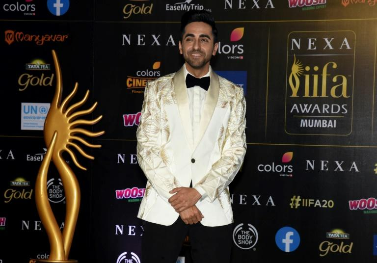 Ayushmann Khurrana stars in 'Shubh Mangal Zyada Saavdhan' ('Be Extra Careful About Marriage'), which is being billed as India's first gay romcom