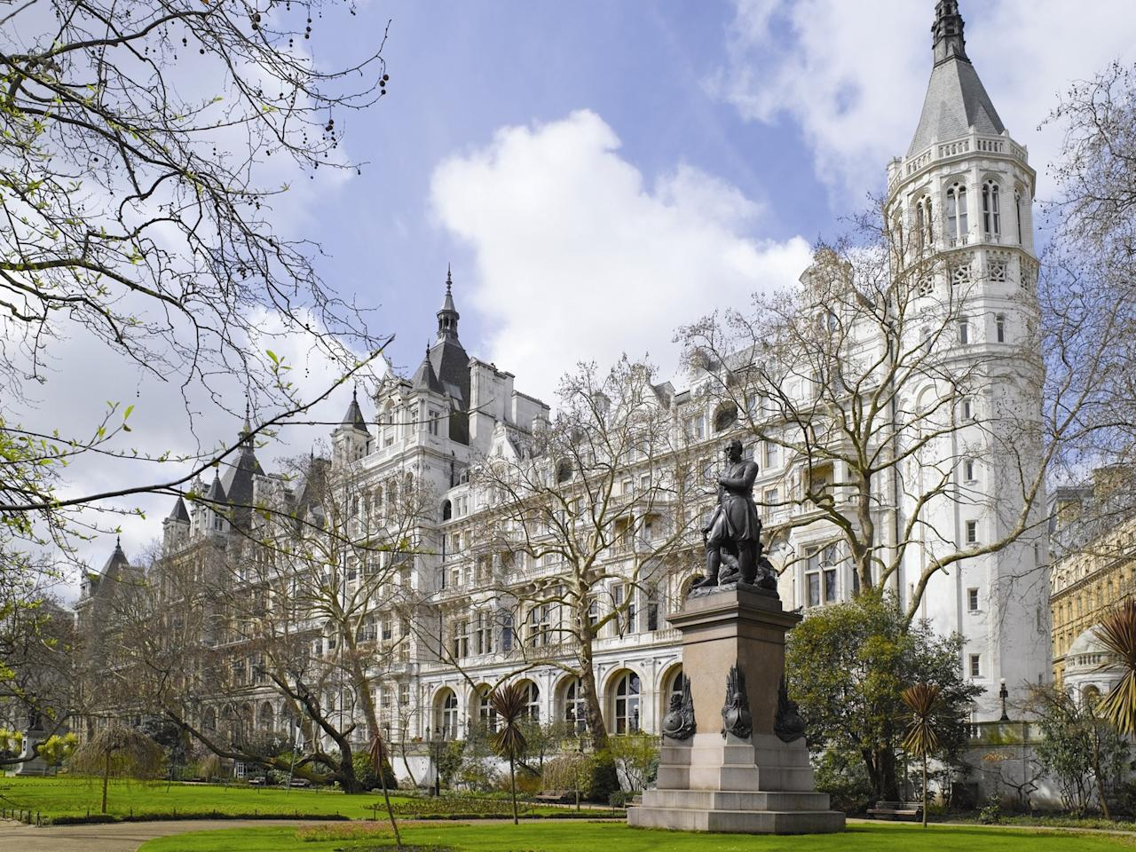 History buffs will want to come here simply for the stories: the hotel occupies former sites of both the National Liberal Club, where Churchill was known to hole up in after a day in Parliament, and the original home of MI6. The biggest suites look right over the Thames, and the Embankment location means guests have some of the city's best sites—including Buckingham Palace and Westminster Abbey—a short walk away.