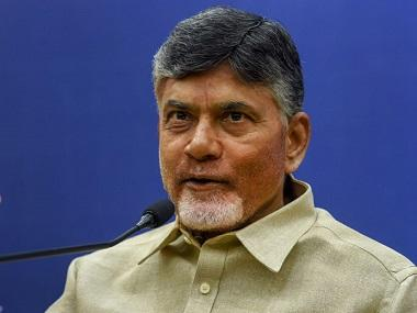 Chandrababu Naidu to meet EC along with 21 Opposition leaders today to demand votes be counted through VVPAT tally on 23 May