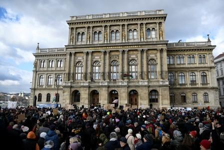 Hungarian scientists mull legal action over government controls