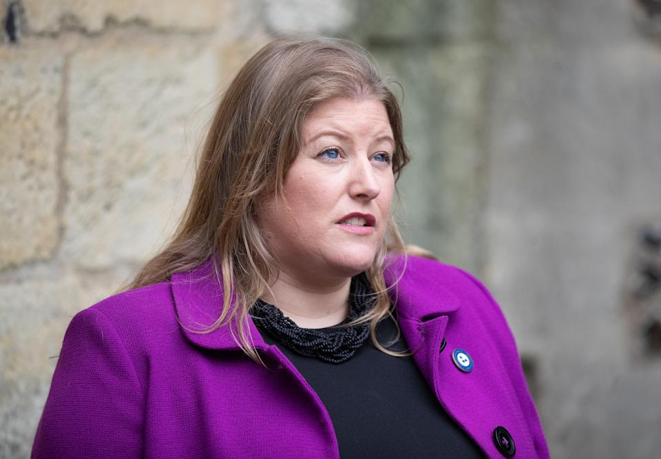 New Police and Crime Commissioner for Hampshire Donna Jones (PA) (PA Wire)
