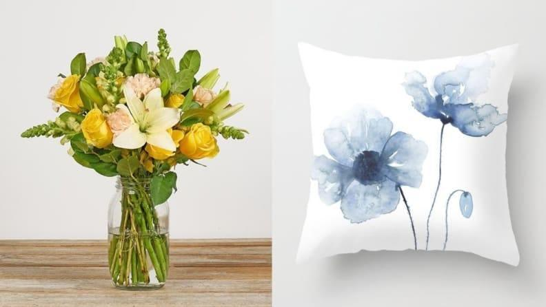 Florals are the easiest—and arguably most stunning—ways to bring the outdoors indoors.