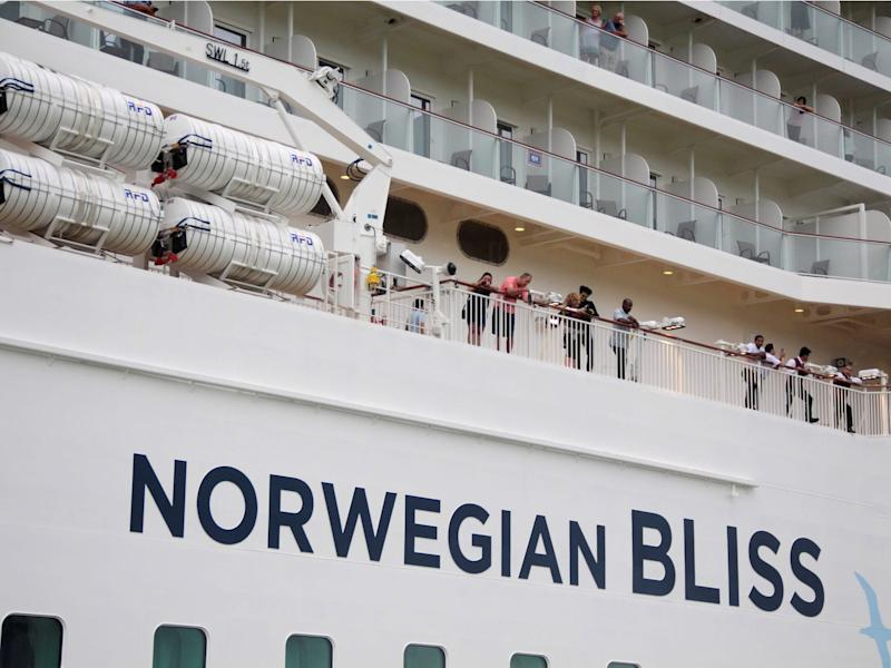 Norwegian Bliss in 2018..JPG