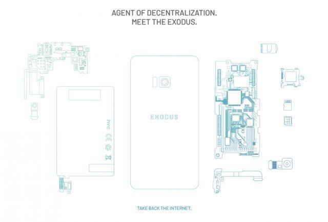 HTC's blockchain phone, Exodus, coming this fall