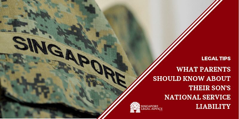 What Parents Should Know About Their Son's National Service Liability