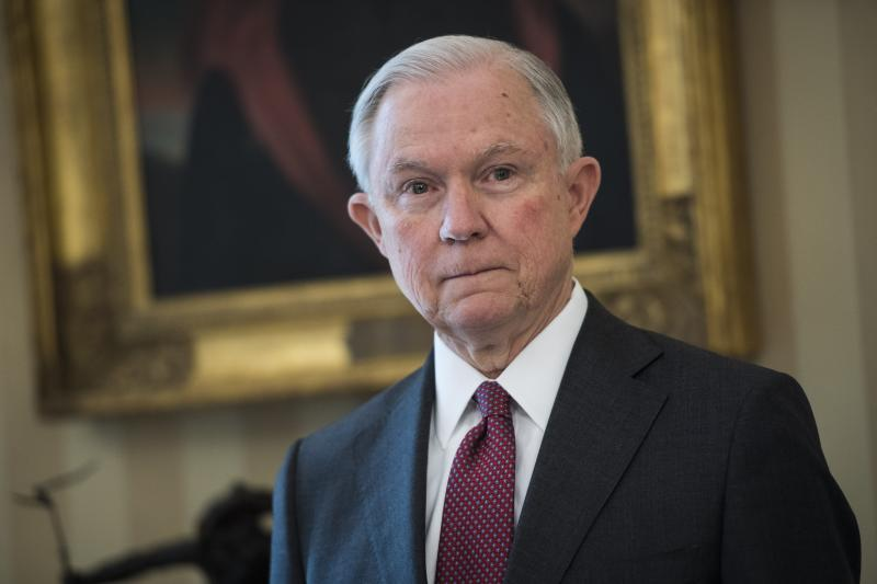 Attorney General Jeff Sessions Recuses Himself From Trump Campaign Investigations