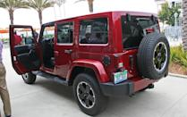 <p>Midsize Crossover/SUV, 2nd Place: 2007-2017 Jeep Wrangler Unlimited (Motor Trend) </p>