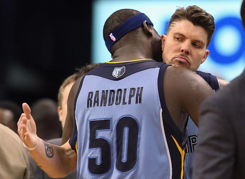 Grizzlies hold off Thunder 100-99 in OT