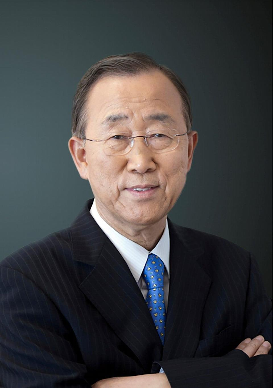 Former secretary-general Ban Ki-moon penned an open letter to world leaders ahead of the White House climate summit (Center for Global Citizens)