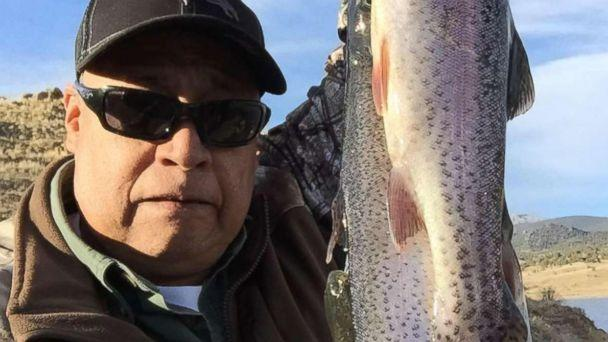 PHOTO: Carlos Moreno, 66, is pictured in this undated Facebook photo.He was fatally shot at a Walmart in Colorado on Nov. 1, 2017. (Carlos Moreno/Facebook)
