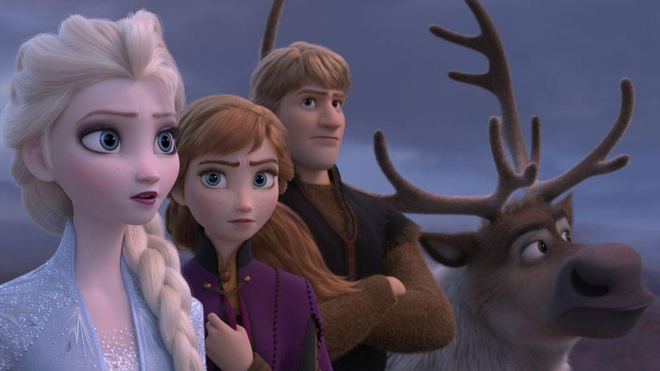 Frozen II gets an early release (Image via Disney)