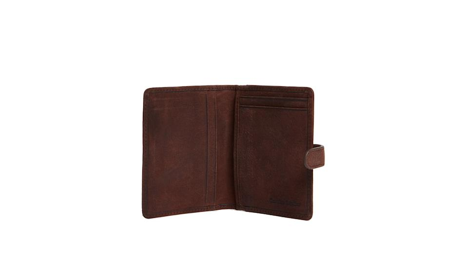 Leather Cardsafe™ Card Holder