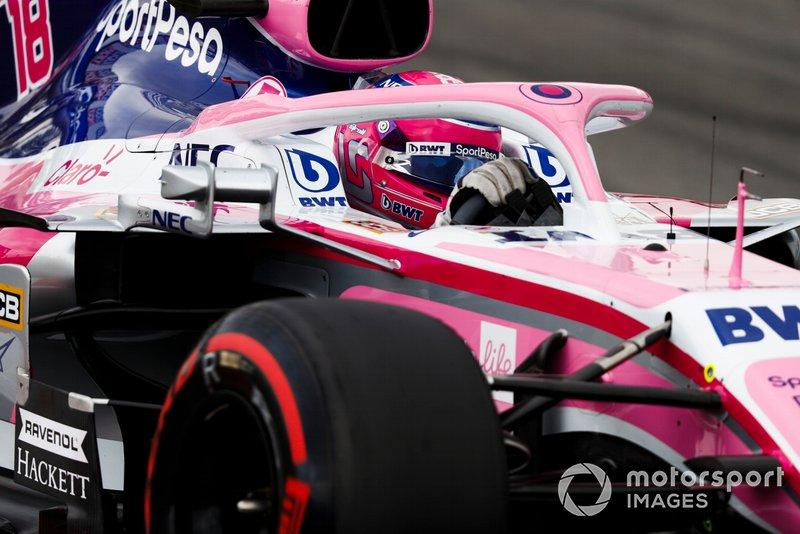 "Lance Stroll, Racing Point RP19<span class=""copyright"">Glenn Dunbar / Motorsport Images</span>"