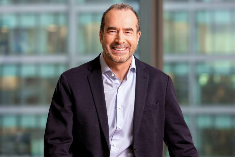 Kingfisher CEO Thierry Garnier says the home improvements chain stands to benefit from people spending more time at home and wanting to set up work stations.