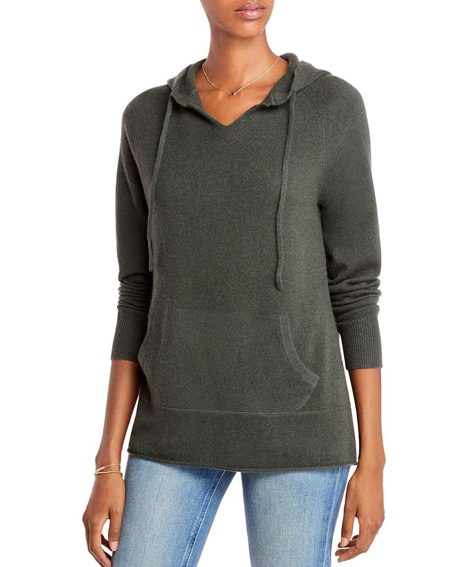 "<h3><a href=""https://www.bloomingdales.com/shop/product/aqua-cashmere-cashmere-raw-edge-hoodie-100-exclusive?ID=3732778&CategoryID=2910"" rel=""nofollow noopener"" target=""_blank"" data-ylk=""slk:Cashmere Raw Edge Hoodie"" class=""link rapid-noclick-resp"">Cashmere Raw Edge Hoodie</a></h3><br><br><strong>AQUA</strong> Cashmere Raw Edge Hoodie - 100% Exclusive, $, available at <a href=""https://go.skimresources.com/?id=30283X879131&url=https%3A%2F%2Fwww.bloomingdales.com%2Fshop%2Fproduct%2Faqua-cashmere-cashmere-raw-edge-hoodie-100-exclusive%3FID%3D3732778%26CategoryID%3D2910"" rel=""nofollow noopener"" target=""_blank"" data-ylk=""slk:Bloomingdale's"" class=""link rapid-noclick-resp"">Bloomingdale's</a>"