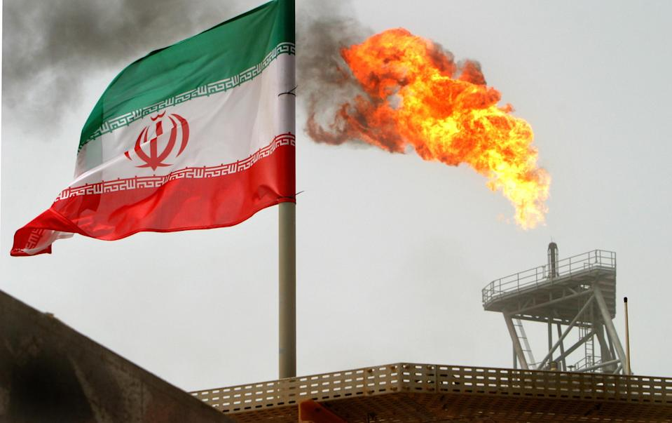 'If they don't have the barrels, they don't have the barrels': Oil could soar to $100 as Trump shuts Iran out of the market