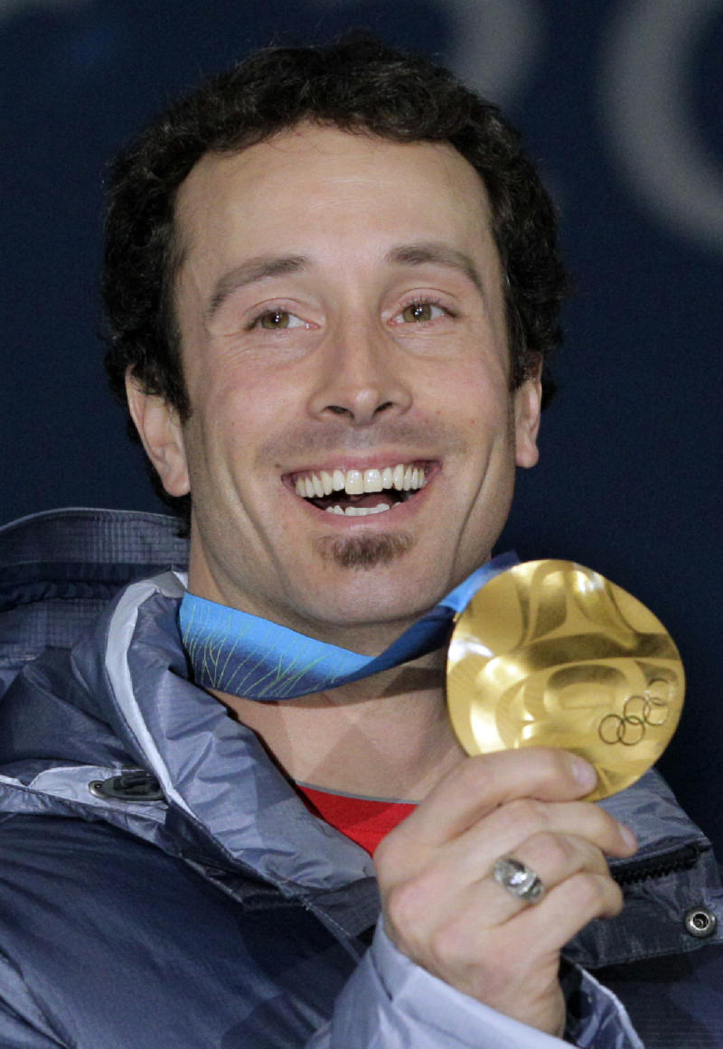 Olympic snowboarder denounces Russian anti-gay law