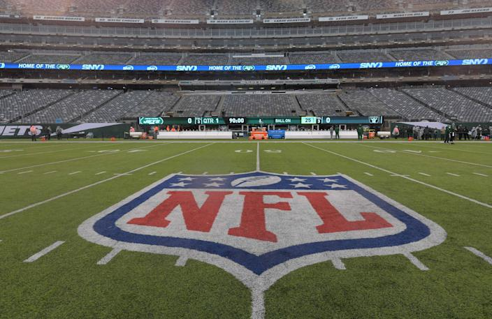 The NFL is doing away with race-norming practices that harmed former Black players who were part of the billion-dollar concussion settlement with the league. (Kirby Lee-USA TODAY Sports)