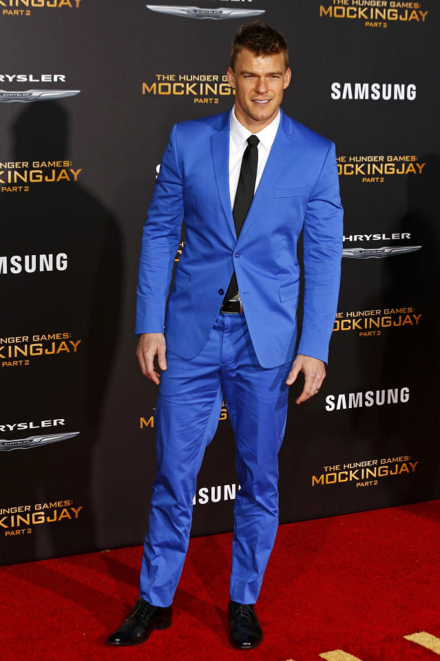 Alan Ritchson (Credit:John Rasimus//Barcroft Media via Getty Images)