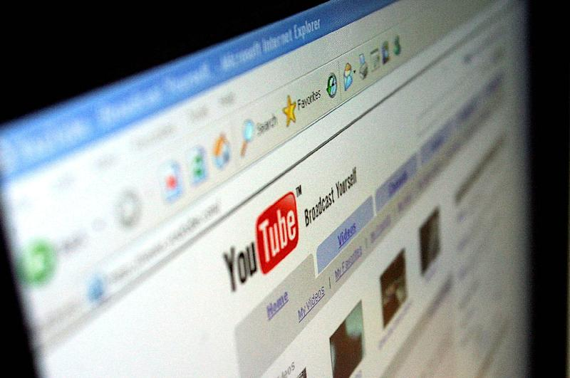 Google needs to strike a balance between pleasing advertisers and those who upload videos to YouTube and are free to take their creations elsewhere if unsatisfied with their shares of ad revenue (AFP Photo/Samantha Sin)