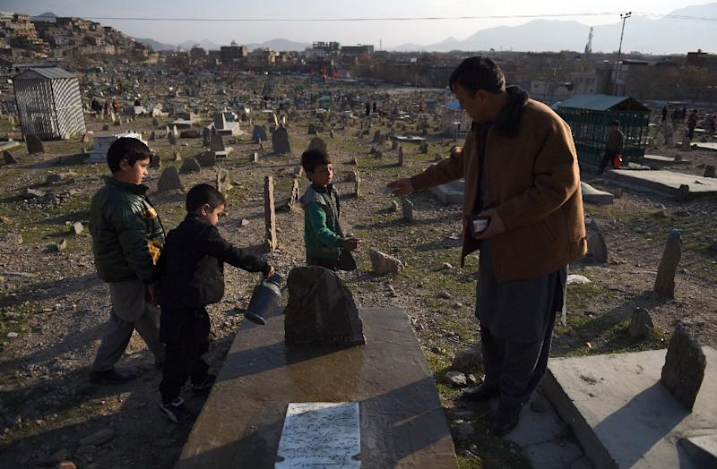 UN Sees Record Spike in Civilian Children Killed in Afghanistan