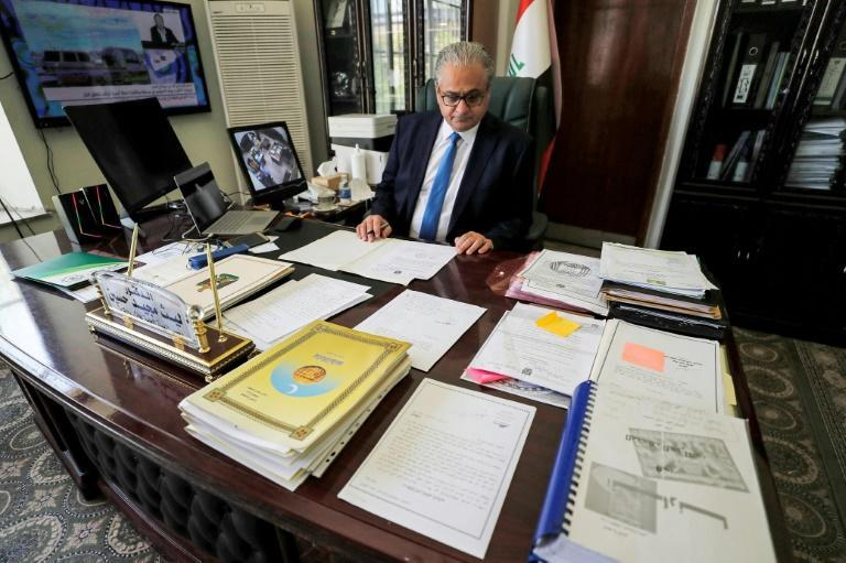 'She has never been forgotten,' said Laith Hussein, the current director of Iraq's state board of antiquities and heritage