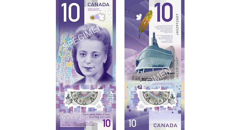 Viola Desmond takes her place as Canadian civil rights icon with new $10 bill
