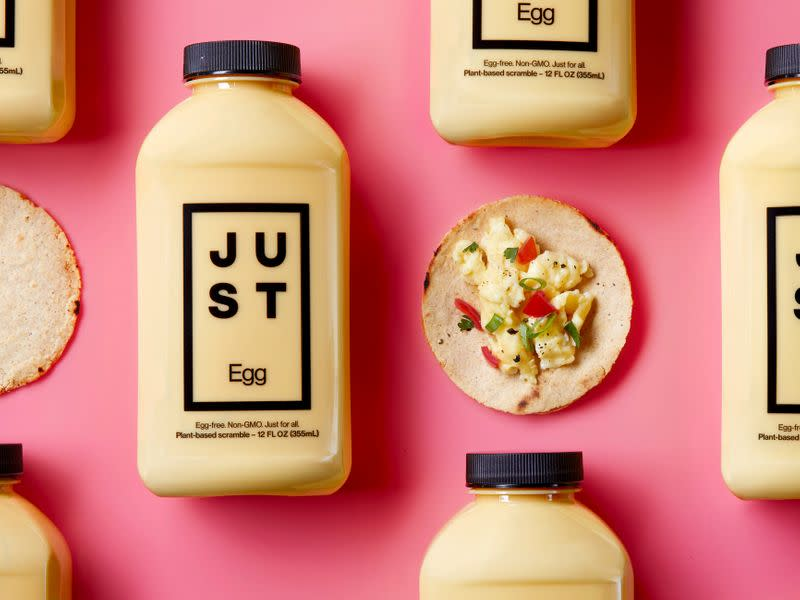 Exclusive: Plant-based egg maker JUST sees profit next year, then will look at IPO