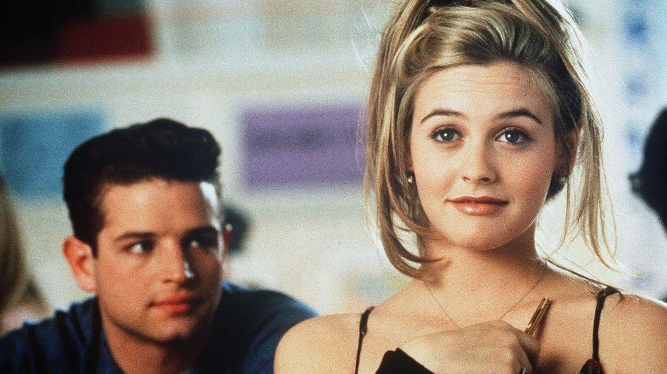 Happy 25th birthday to Cher's perfect hair in 'Clueless'