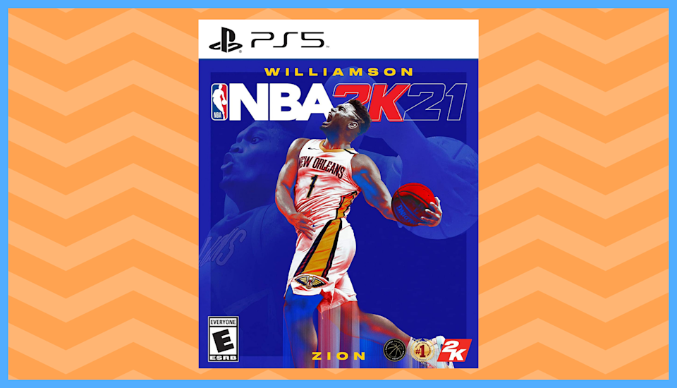 Save 29 percent on NBA 2K21 for PlayStation 5. (Photo: Amazon)