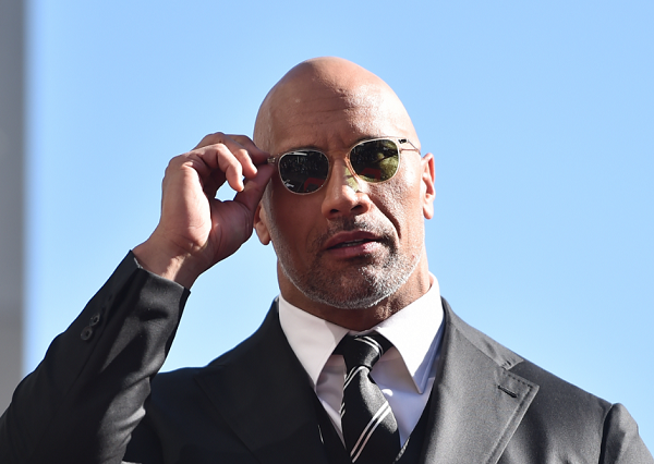 The Rock Graciously Accepted His First Razzie Award Via Instagram