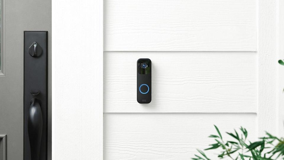 The Blink Video Doorbell is available for pre-order now.