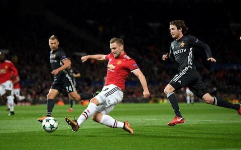 "This felt like a momentous night for Luke Shaw, in what was a 50th United appearance but his first in the Champions League since the evening which has defined his career at Old Trafford. It was that game over two years ago against PSV Eindhoven when he suffered a horrendous double leg fracture, and it seems as if he has been playing catch-up ever since. Jose Mourinho admitted before the game it was ""not now or never"" for the 22-year-old defender, but it is surely getting to the stage where Shaw's future needs to be resolved once and for all. Shaw impressed here, almost scoring in the 20th minute with a far-post volley, and was clearly in better shape than recent months after a dedicated fitness programme. It was a timely reminder, if it were needed, why United paid nearly £30m for a player hailed as potentially the finest English left-back in the country when he moved from Southampton. Shaw looked typically dangerous going forwards Credit: getty images There were occasional defensive lapses in his positioning, perhaps down to rustiness, but from an attacking point of view Shaw was certainly a threat on the left for much of the night. Completing the entire 90 minutes will also have given him immense satisfaction, after two years in which his career has hit the pause button. Yet if we are being brutally honest, nobody expects him to be anywhere near United's squad for Sunday's crucial Manchester derby. Hopes of appearing at the World Cup with England also appear remote at this stage, after such limited opportunities. This was effectively a dead rubber against CSKA Moscow and Shaw's first start since the Premier League game against Swansea in April – an absence of 219 days. Before this, he had managed just 48 minutes this season as a substitute. His future remains unclear, despite anticipated interest from Premier League clubs in the January transfer window, and predicting Mourinho's next move is usually futile. Will Mourinho allow Shaw back in? Credit: reuters ""It is not about impressing, I don't want to put any pressure on to anyone,"" said Mourinho before the match. ""Luke Shaw plays and it is a good opportunity but it is not now or never and if you don't play well you don't get a second chance."" Shaw certainly did enough here to warrant more games, whether it is with United or at another club. In the next month or so, he will discover what the remainder of the season holds – but this was a statement of sorts, from a player who deserves a slice of fortune. Moment which changed the match Romelu Lukaku's equaliser was a reward for United's sustained pressure and it was quickly followed by Marcus Rashford's well-taken goal 66 seconds later. United were then in cruise control and securing top spot of Group A was never in doubt. Most influential player Juan Mata Mata's enduring qualities remain crucial to United, even with the return of Paul Pogba, and this was a menacing performance from the Spaniard. Some of his touches and passing were truly sublime. Juan Mata impressed again Credit: Reuters Crowd rating There were many empty seats around Old Trafford, with qualification virtually assured before kick-off, and the atmosphere was fairly flat. The tone was set by a CD malfunction which prevented the Champions League anthem from being aired before kick-off. 6/10 Referee rating Gianluca Rocchi (Italy) The big moment came for the Italian official when CSKA Moscow forward Alan Dzagoev was clearly standing in an offside position for the opening goal – but he got the decision right, much to the annoyance of United's players. 6/10"