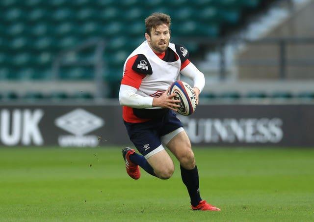 Elliot Daly starts at outside centre for England