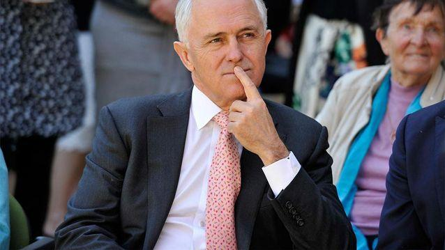 Matched against Prime Minister Malcolm Turnbull, the Labor leader loses. Source: AAP