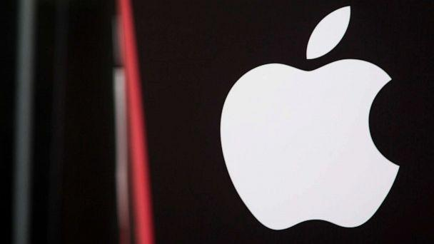 PHOTO: The Apple logo is displayed outside a company store. (Jack Taylor/Getty Images)