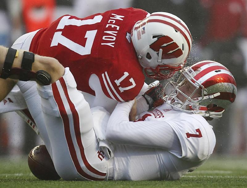 No. 16 Wisconsin rolling with Gophers next