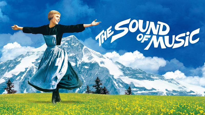 """""""The hills are alive with the Sound of Music."""" (Photo: Disney+)"""