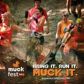 MuckFest MS Delivers an Exciting Obstacle Course & Mud Run for All Fitness Levels