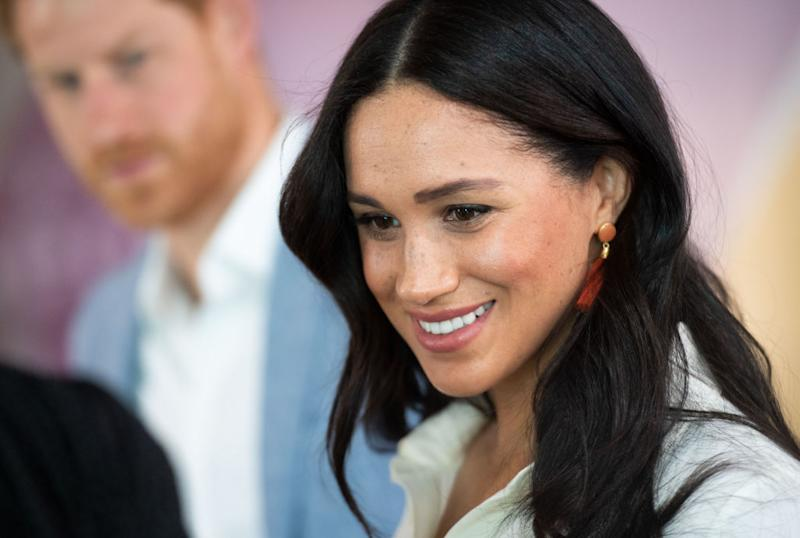The Duchess of Sussex is reported to be using her break from royal duties to work on the launch of her charity in the US [Photo: Getty]