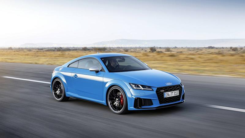 2019 audi tt gets more standard features refined exterior design. Black Bedroom Furniture Sets. Home Design Ideas
