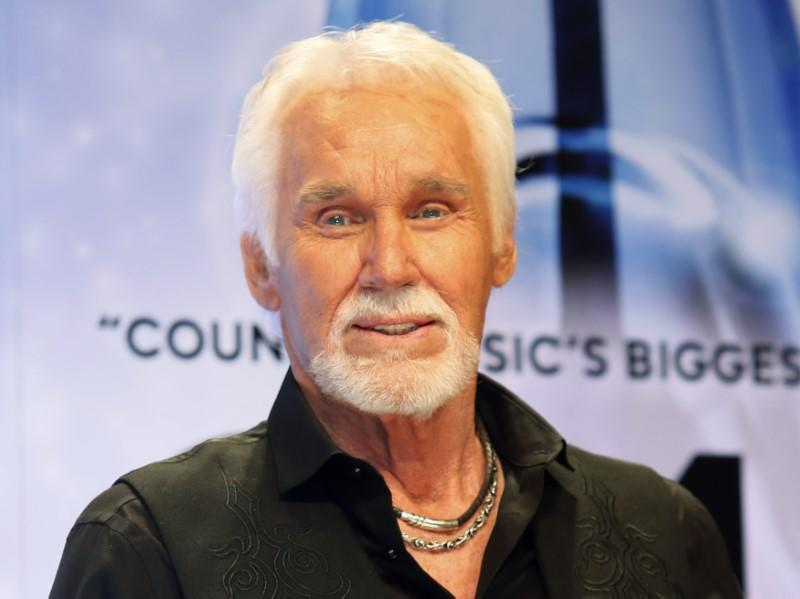 Country singer Kenny Rogers dies aged 81