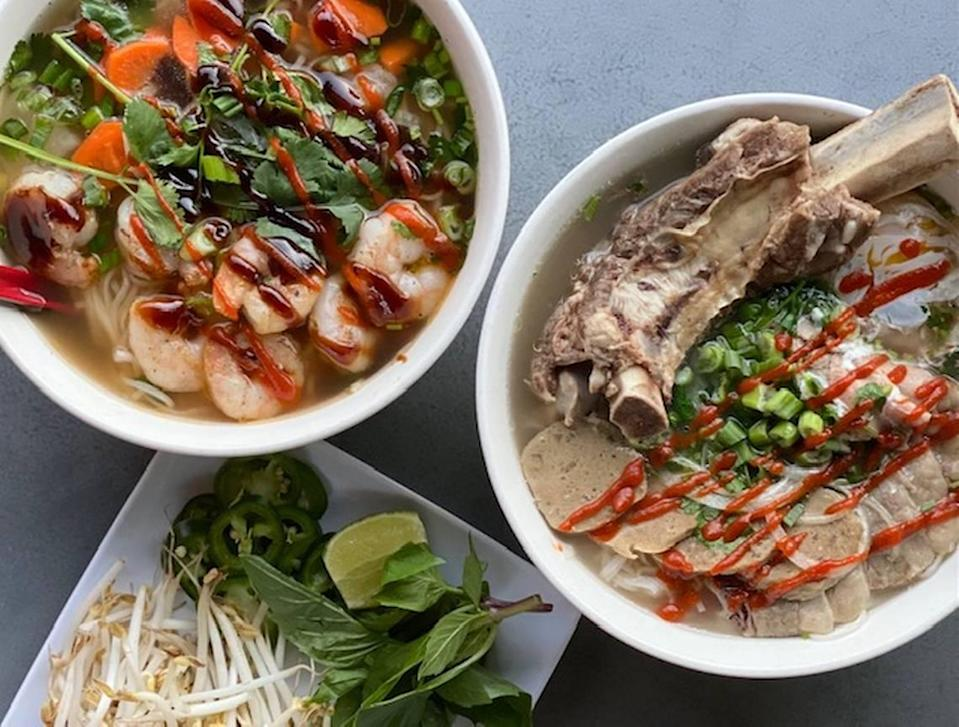 Visit a local, family-owned Vietnamese restaurant.